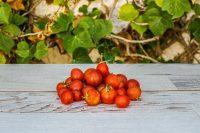 Tomate cherry ecológico de la península
