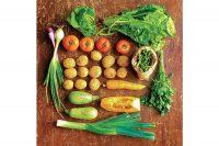Caja de verduras Esenciales (approx. 3/4 kgs)