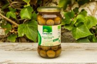Aceitunas bio manzanilla Campomar 200gr