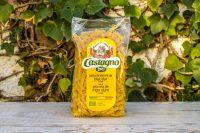 Pasta Espirales trigo blanco Castagno 500gr