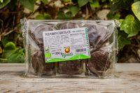Polvorones Ecológicos de espelta y chocolate Vegetalia 12 unidades