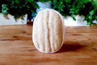 Esponja para lavado de lufa y algodón ecológico
