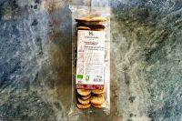 Palmeritas Ecológicas de espelta y chocolate, Horno de Leña